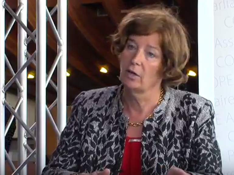 Petra Sutter: International obligations of CoE countries: protect life at sea